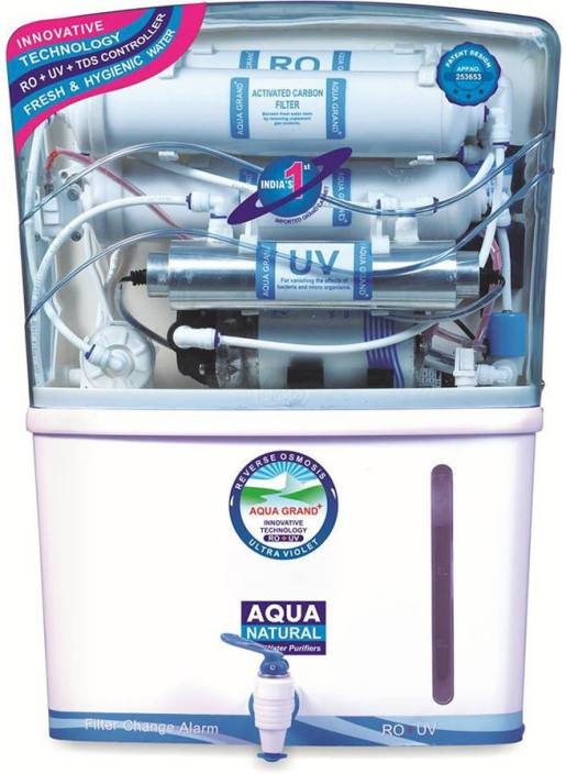 Aqua Grand +wa ter purifier For Best Price in Mega