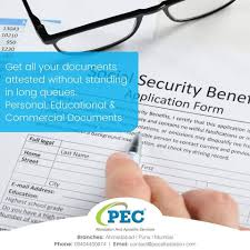 PEC Attestation And Apostille Services India Pvt