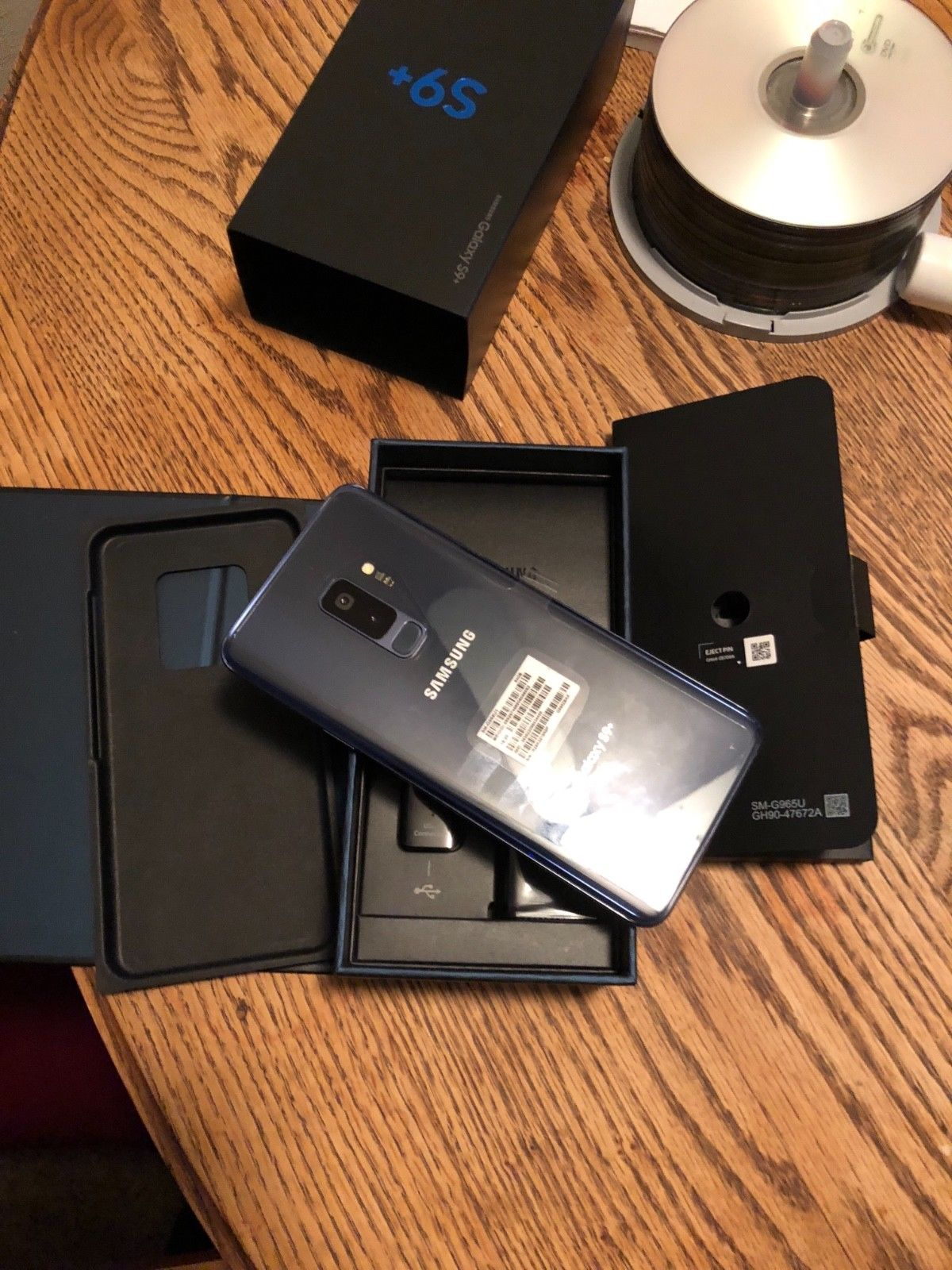 Brand New Samsung Galaxy S9+ Plus 256GB