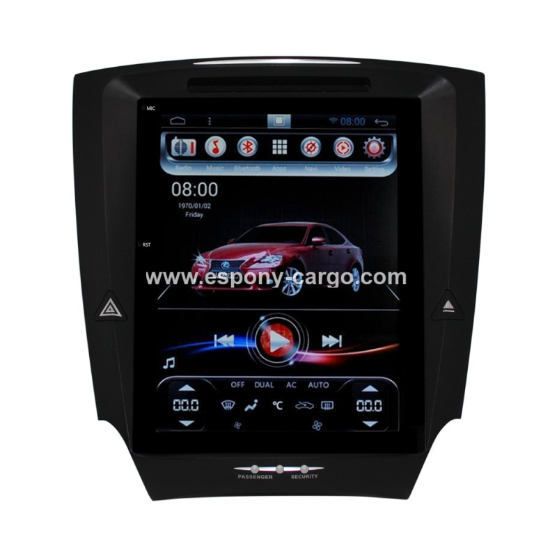 GPS Navigation For LEXUS IS 250 IS 300 IS 350