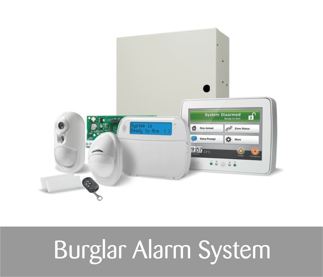 Vaya Technologies-CCTV Security System, Udaipur