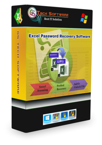 GSTECH Excel Unlocker Software-Best idea for How t