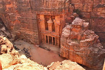 Tour of jordan - 4 days with free indian dinners