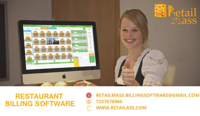 POS Billing Software | Fast,Reliable,Easy to use