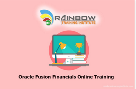 Oracle Fusion Financials Online Training | Cloud