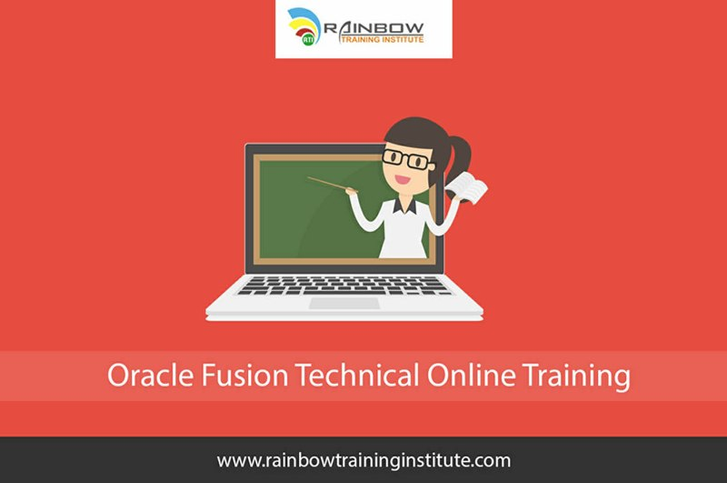 Oracle Fusion Technical Online Training | Cloud