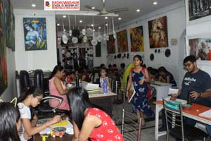 drawing and painting classes by raghuvansham