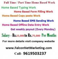 Job offer for housewives & students