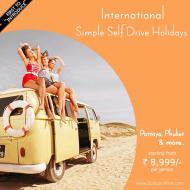 International Simple Self Drive Holiday Package
