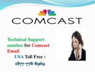 Call 24 * 7 Anytime 18%77%778%8969  Comcast email